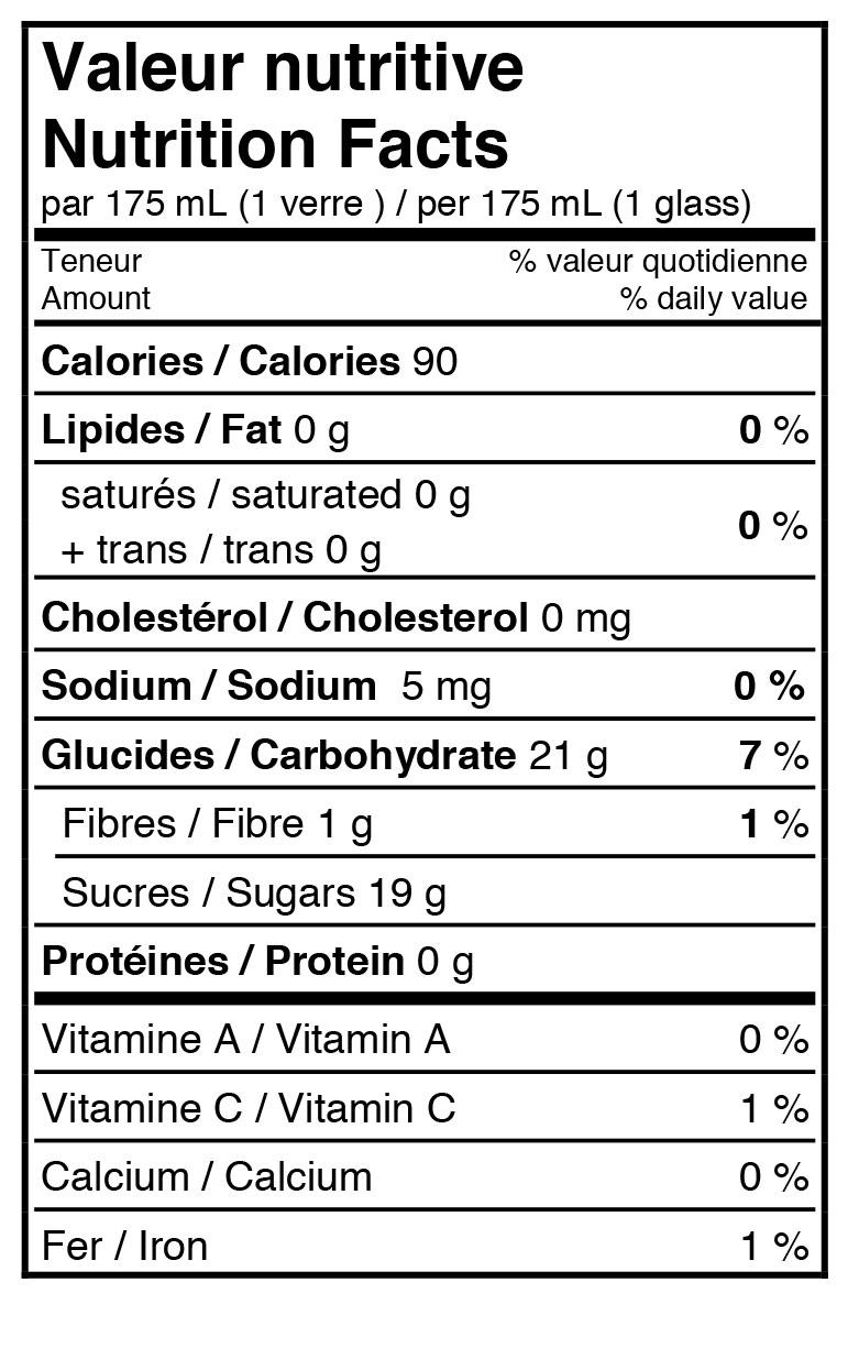 fiche-nutritive-sangria-xavier