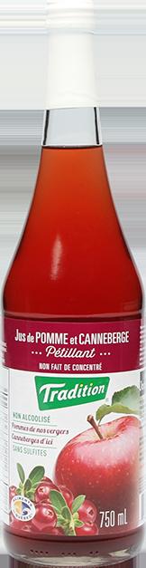 jus-de-pomme-et-canneberge-pétillant-tradition