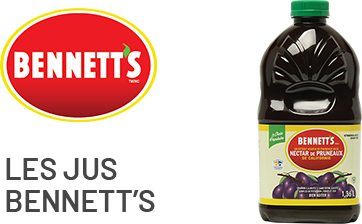 Les Jus Bennett's