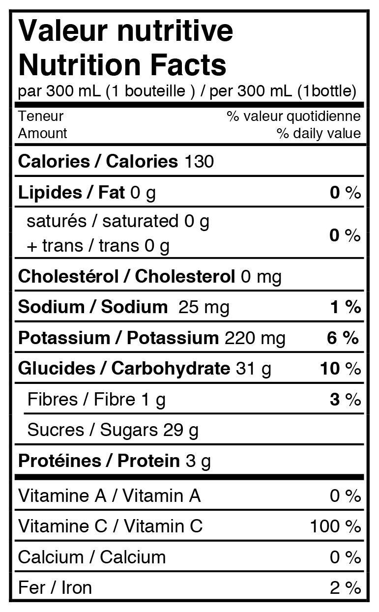 fiche-nutritive-jus-de-poire-biologique-300mL