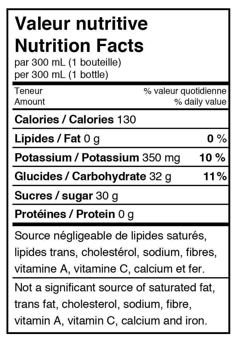 Fiche-nutritive-jus-de-pomme-300mL