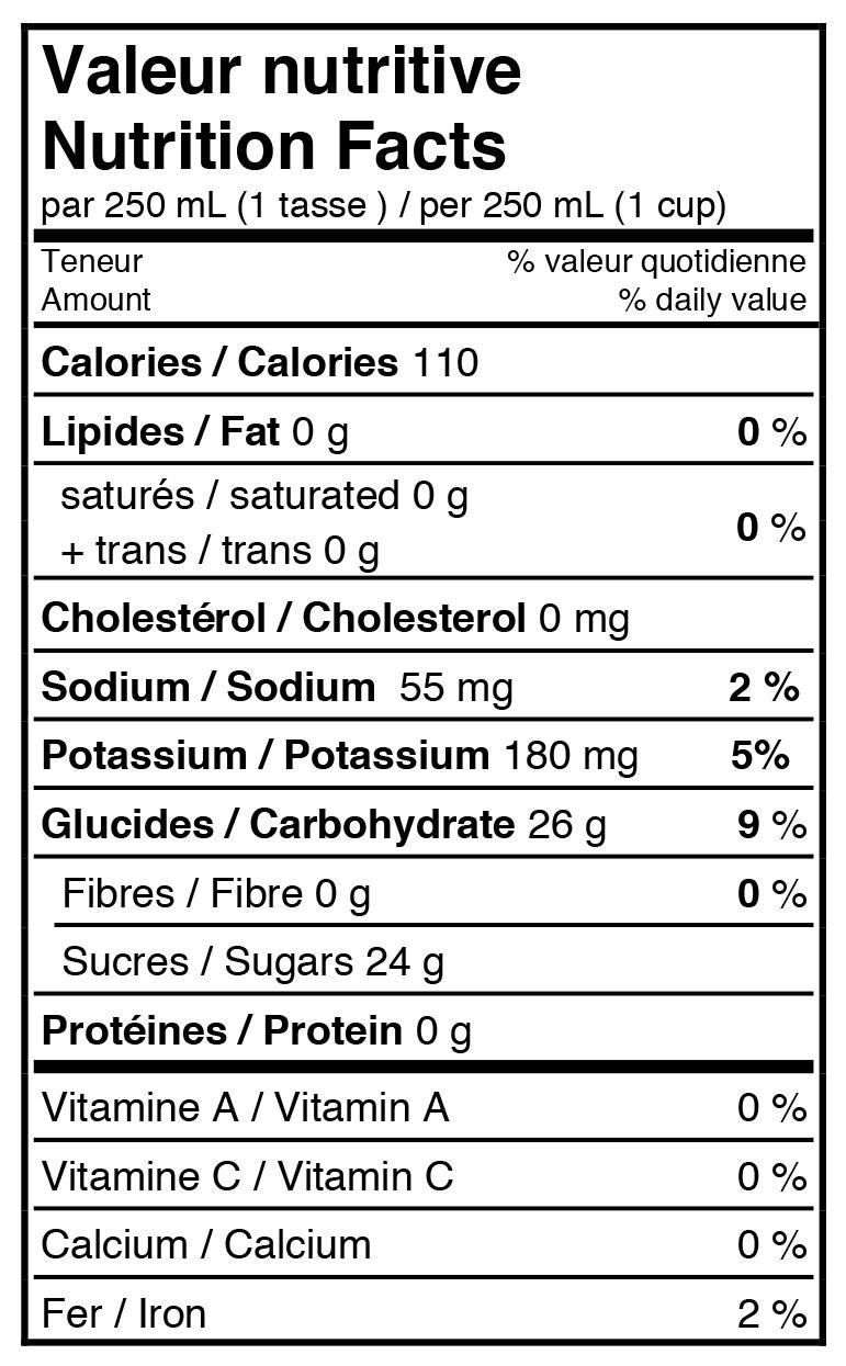 Fiche-nutritive-jus-de-pomme-ambrosia