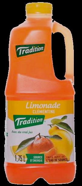 Limonade-clémentine